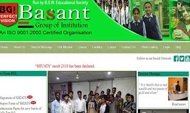 Basant College of Management & Technology